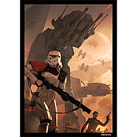 FFG - Star Wars Art Sleeves: Trooper Assault
