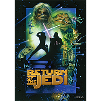 FFG - Star Wars Art Sleeves: Return of the Jedi-