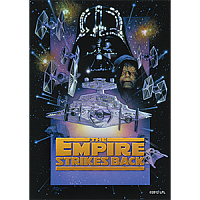 FFG - Star Wars Art Sleeves: The Empire Strikes Back