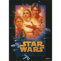 FFG - Star Wars Art Sleeves: A New Hope