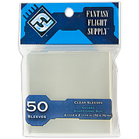 FFG - Card Sleeves: Square 70 x 70