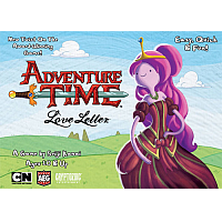 Love Letter: Adventure Time (Boxed)