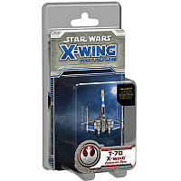 Star Wars: X-Wing Miniatures Game - T-70 X-Wing