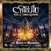 Call of Cthulhu: The Card Game: The Mark Of Madness