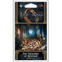 Lord of the Rings: The Card Game: The Treachery Of Rhudaur