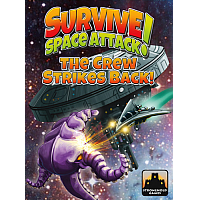 Survive! Space Attack! - The Crew Strikes Back! Expansion