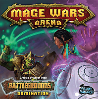 Mage Wars Arena: Battlegrounds - Domination