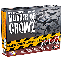 Zombicide: Box of Zombies - Set #8 Murder of Crowz