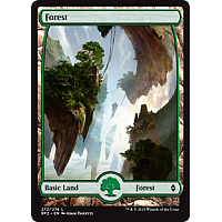 Forest ( Foil ) ( Full art )