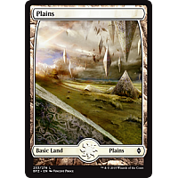 Plains ( Foil ) ( Full art )