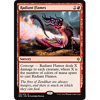 Radiant Flames