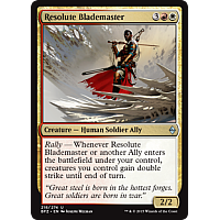 Resolute Blademaster