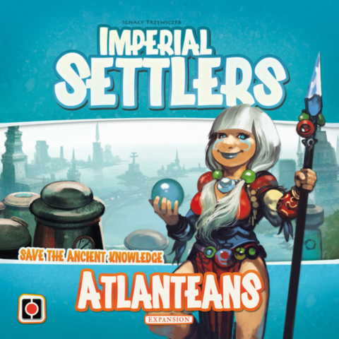 Imperial Settlers: Atlanteans_boxshot