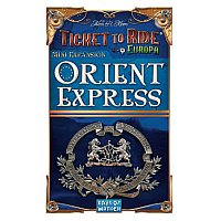 Ticket to Ride: Orient Express