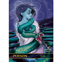 Tokens for MTG - Poison Counter