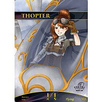 Tokens for MTG - Thopter