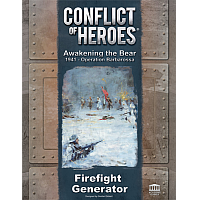 Conflict of Heroes Awakening the Bear! 2nd Edition - Firefight Generator