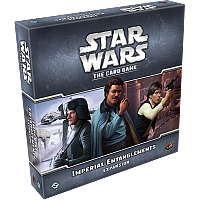 Star Wars: The Card Game - Imperial Entanglements (Deluxe Expansion 4)