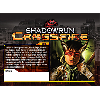 Shadowrun: Crossfire – Oni Promo Card