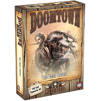 Doomtown Reloaded:The Light Shineth