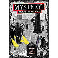 Mystery! Motive for Murder