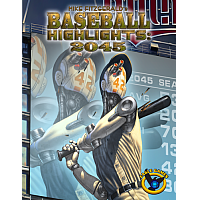 Baseball Highlights: 2045: Deluxe Edition
