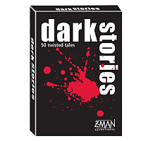 Dark Stories- 50 Twisted Tales
