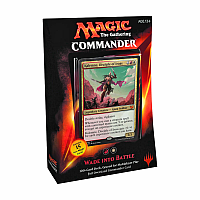 Commander 2015: Wade Into Battle (Red/white