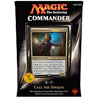 Commander 2015: Call the Spirits (Black/White