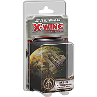Star Wars: X-Wing Miniatures Game - M3-A Interceptor