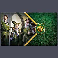 AGOT LCG 2nd Edition: Queen Of Thorns Playmat
