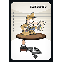 Ca$h 'n Guns (second edition): The Blackmailer