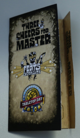 Three Cheers for Master: Feats Expansion_boxshot