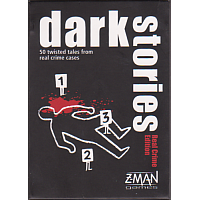 Dark Stories: Real Crime Edition - 50 Twisted Tales