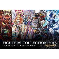Fighters Collection 2015 Winter - Booster Display (10 Packs)
