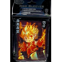 Image Sleeves - 50ct Pack - Fire Boy
