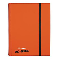 9-Pocket Orange PRO-Binder