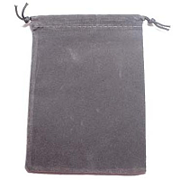 Dice Bag Grey 4