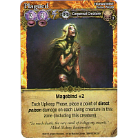 Mage Wars: Plagued (Promo Card)