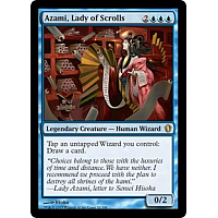 Azami, Lady of Scrolls
