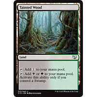 Tainted Wood