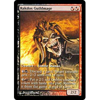 Rakdos Guildmage (Champs 2006, Full-Art)