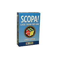 Scopa Playing Cards - Classic Italian Game - Gamer's Edition