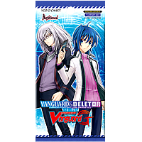 Cardfight!! Vanguard G - Comic Booster: Vanguard & Deletor - Booster