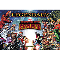 Legendary: A Marvel Deck Building Game - Secret Wars Volume 2