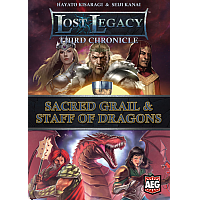 Lost Legacy - Third Chronicle: Sacred Grail & Staff of Dragons