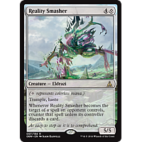 Reality Smasher ( Oath of the Gatewatch Prerelease Foil )