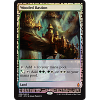 Wooded Bastion