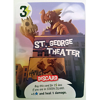 King of New York: St. George Theater