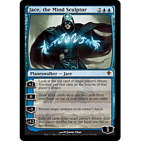 Jace, the Mind Sculptor ( Foil )